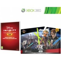 Disney Infinity 3.0 Star Wars Twilight of the Republic Playset & Xbox 360 Game