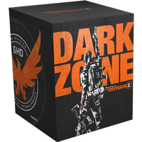 The Division 2 Dark Zone Collector's Edition PS4 Game (with Bonus DLC)