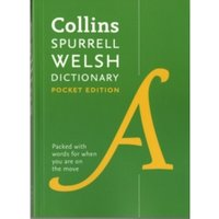 Collins Spurrell Welsh Dictionary Pocket Edition: Trusted support for learning, in a handy format by Collins Dictionaries...