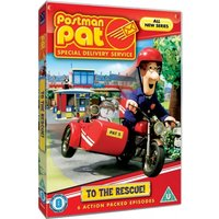 Postman Pat Special delivery To The Rescue DVD