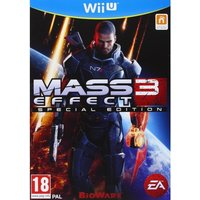 Mass Effect 3 Special Edition Game Wii U