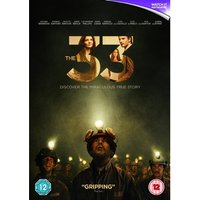 The 33 (2016) DVD