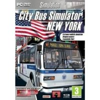 City Bus Simulator New York Game