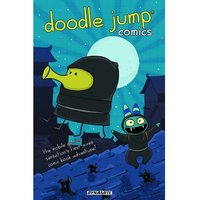Doodle Jump Hardcover