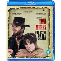 Two Mules for Sister Sara Blu-ray [1969] (Region Free)