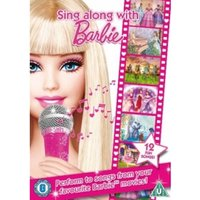 Sing Along With Barbie DVD