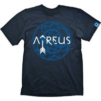 God of War - Atreus Symbol Logo Men's Large T-Shirt - Dark Blue