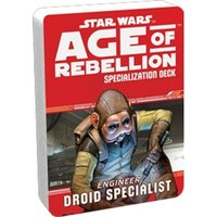 Star Wars: Age of Rebellion - Droid Specialist Specialization Deck
