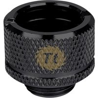 ThermalTake Pacific G1/4 PETG Tube 16mm OD (5/8) Compression Fitting - Black