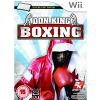 Don King Boxing Game