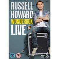Russell Howard Wonderbox Live DVD