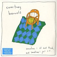 Courtney Barnett - Sometimes I Sit and Think, and Sometimes I Just Sit Vinyl
