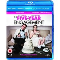 The Five Year Engagement Blu-ray + Digital