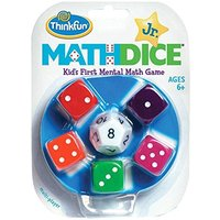 Thinkfun Maths Dice Junior Game