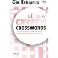 The Telegraph: All New Cryptic Crosswords 11 by The Telegraph Media Group (Paperback, 2016)