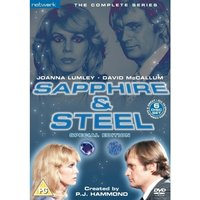 Sapphire and Steel Complete Series (1982) DVD