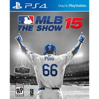 MLB 15 The Show PS4 Game