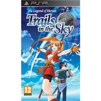 Legend Of Heroes Trails In The Sky Collector's Edition Game