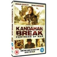 Kandahar Break Fortress of War DVD