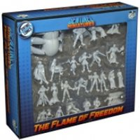 Sentinel Miniatures The Flame of Freedom