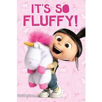 Despicable Me - It's So Fluffy Maxi Poster
