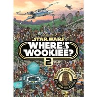 Star Wars Where's the Wookiee? 2 Search and Find Activity Book