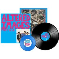 Altered Images - Pinky Blue Vinyl
