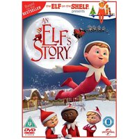An Elf's Story: The Elf On The Shelf (Christmas Decoration) DVD