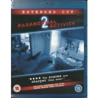 Paranoral Activity 2 DVD
