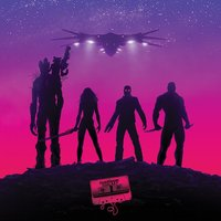 Guardians Of The Galaxy - IMAX Canvas