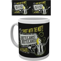 Beetlejuice - Ghost With The Most Mug