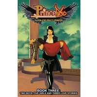 Princeless Raven The Pirate Princess: Volume 3: Two Boys, Five Girls & Three Love Stories