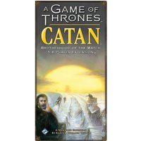 A Game of Thrones Catan: Brotherhood of the Watch 5-6 Player Extension Board Game