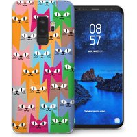CASEFLEX SAMSUNG GALAXY S9 PLUS SUPERCAT CASE / COVER (3D)