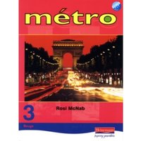 Metro 3 Rouge Pupil Book Euro Edition