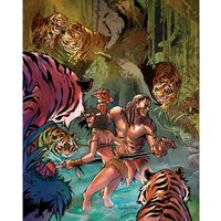 Grimm Fairy Tales Jungle Book Volume 3 Fall Of The Wild