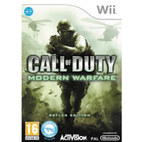 Call Of Duty 4 Modern Warfare Reflex Edition Game