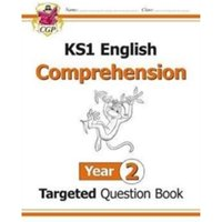 New KS1 English Targeted Question Book: Comprehension - Year 2