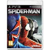 Spider-Man Shattered Dimensions PS3 Game