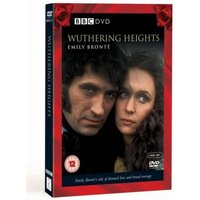 Wuthering Heights - Emily Bronte DVD