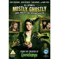 R.L. Stine's Mostly Ghostly - One Night In Doom House DVD