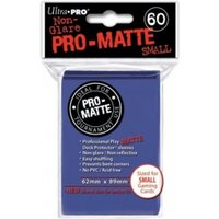 Ultra Pro Matte Small Blue DPD 10 Packs Of 60