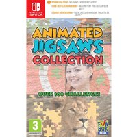 Animated Jigsaws Collection Nintendo Switch Game [Download Code In A Box]