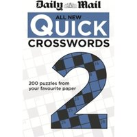 Daily Mail: All New Quick Crosswords 2