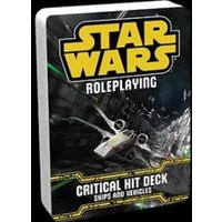 Critical Hit Deck Star Wars Roleplaying