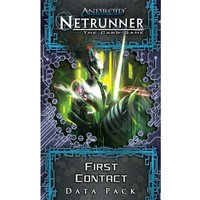 Android Netrunner First Contact Data Pack