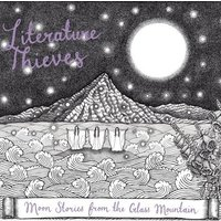 Literature Thieves - Moon Stories From The Glass Mountain 7 EP Vinyl
