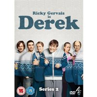 Derek Series 2 DVD