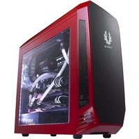 Bitfenix Aegis Micro-ATX Chassis w/ Icon Programmable Display Red