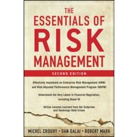 The Essentials of Risk Management, Second Edition by Michel Crouhy, Robert Mark, Dan Galai (Hardback, 2013)